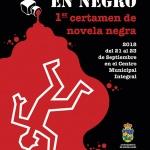Este fin de semana llega el I Certamen de Novela Guadalajara en Negro