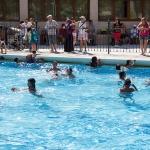 El Patronato Deportivo Municipal organiza diversas actividades en la piscina de San Roque