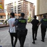 Tres detenidos por robo en viviendas, naves, talleres y explotaciones agrícolas en la provincia