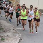 El domingo, 30 de septiembre, V Carrera Popular Lago de Pareja