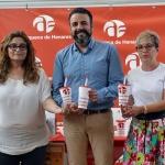 Presentadas las fiestas de Azuqueca con un pregón infantil, cantajuegos solidario y gigantes para unas jornadas más familiares