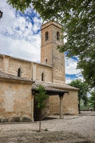 Santa María. Foto: Turismo Ayuntamiento de Brihuega