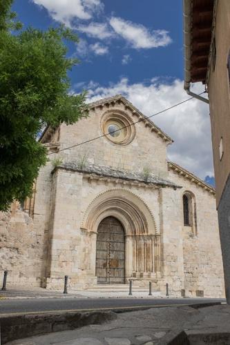 Iglesia de San Miguel. Foto: Turismo Ayuntamiento de Brihuega