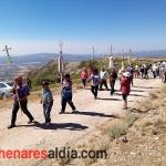 Foto galería: Romería al Santo Alto Rey de la Majestad (1.858 m)