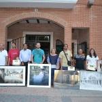 Entregados los premios del concurso de pintura rápida de Alovera