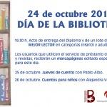 La Biblioteca municipal de Azuqueca premia este miércoles a sus mejores lectores