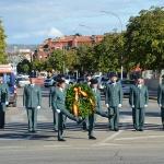 Azuqueca rinde homenaje a la Guardia Civil