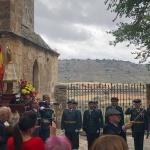 Brihuega celebró el día del Pilar, festividad de la Guardia Civil