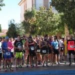 El azudense Álvaro Rojas y la madrileña Sara Noren, vencedores del II Duatlón Caminando por la Inclusión