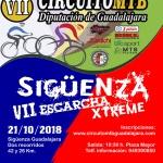 Este domingo, VII Escarcha Xtreme en Sigüenza