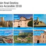 Ya se puede votar para elegir a Guadalajara como Destino Turístico Accesible