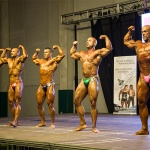 Una treintena de atletas participaron en el IV Campeonato Interregional de Fisioculturismo y Fitness 'Villa de Trillo'