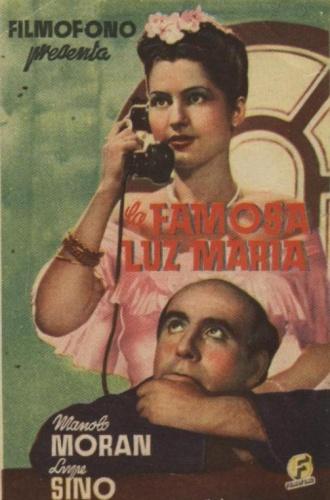 La Famosa Luz María, con Lupe Sino como protagonista