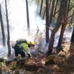 Castilla-La Mancha finaliza la campaña de incendios con menos superficie afectada e inicia la época de riesgo medio manteniendo medios terrestres y aéreos
