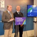 La Diputación destinará 800.000 euros a luchar contra la despoblación con un plan de apoyo al empleo