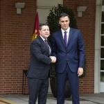 García-Page consigue del Gobierno nacional el compromiso de duplicar la capacidad de la desalación en Levante en torno al año 2021
