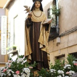 Pastrana celebrará este fin de semana su fiesta patronal en honor a Santa Teresa