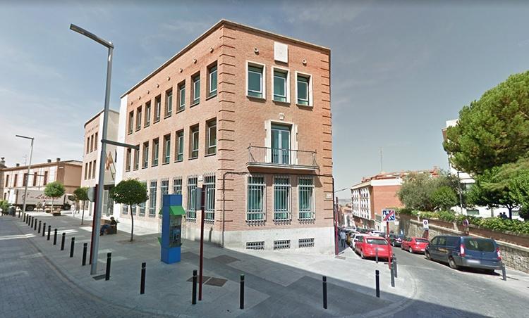 Sede de las oficinas de la Seguridad Social en Guadalajara