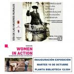 Sigüenza celebra el Día Internacional de la Mujer Rural