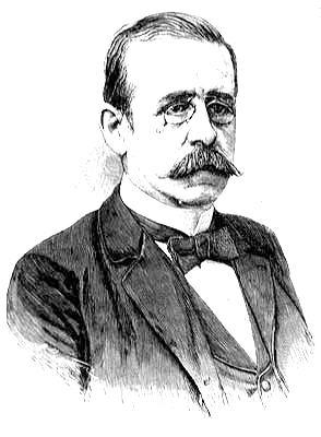 Juan Catalina García, de la Ilustración Española y Americana, 1892