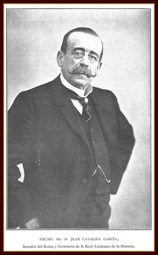 Juan Catalina Garcia, Senador del Reino, 1909