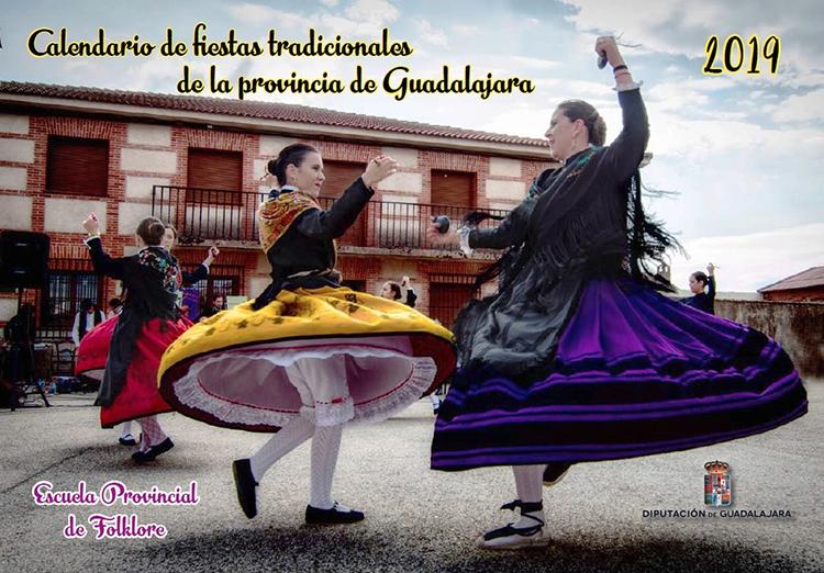 La Escuela de Folklore Provincial protagoniza el calendario de fiestas tradicionales de 2019