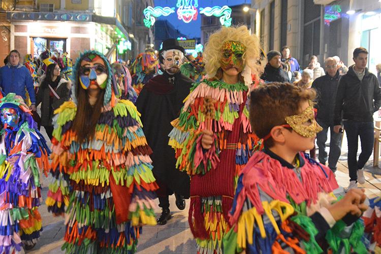 Desfile de Carnaval en Guadalajara