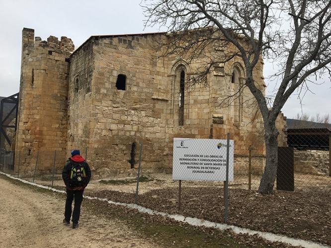 Estado actual del monasterio