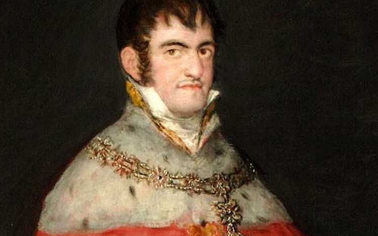 D. Damián Sáez fue confesor, predicador y ministro de Fernando VII