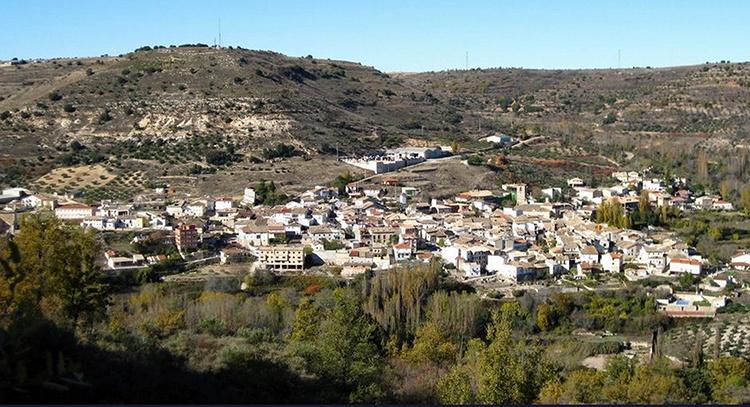 Budia,la localidad alcarreña en la que nació don Damián, el 12 de abril de 1776