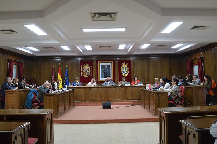 Un momento de la sesión. Fotografía: Álvaro Díaz Villamil/ Ayuntamiento de Azuqueca de Henares
