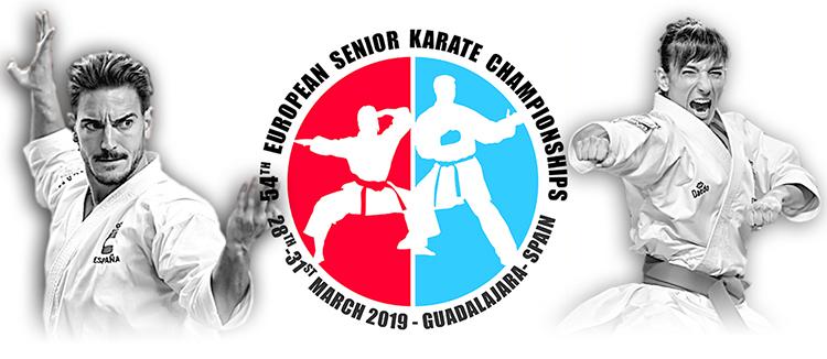 Los mejores karatecas de Europa compiten desde hoy en Guadalajara