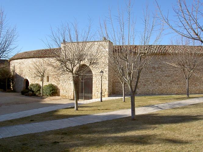 Plaza de toros La Muralla en Brihuega