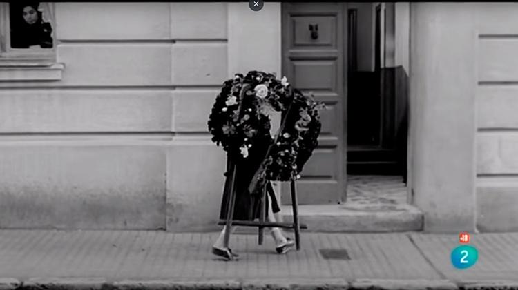 """Fotograma de la película """"La Tía Tula"""", de Miguel Picazo y rodada e Guadalajara"""