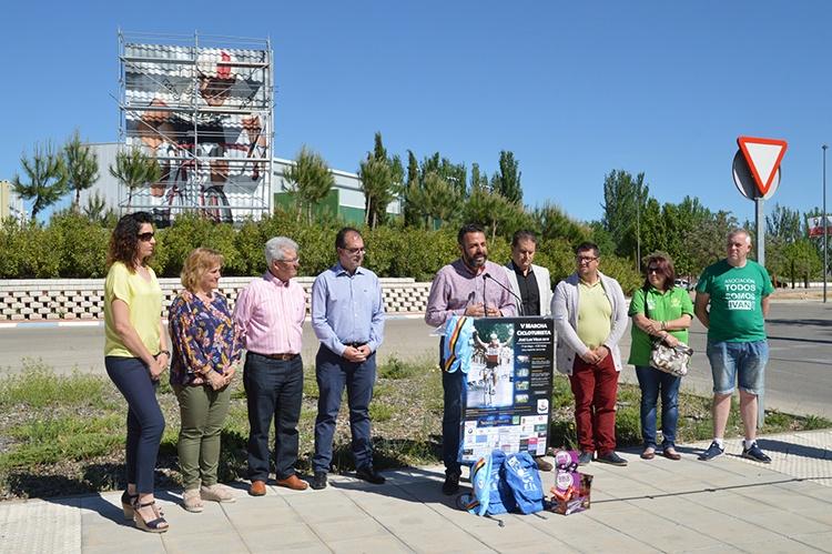 Un momento de la presentación. Fotografía: Álvaro Díaz villamil / Ayuntamiento de Azuqueca