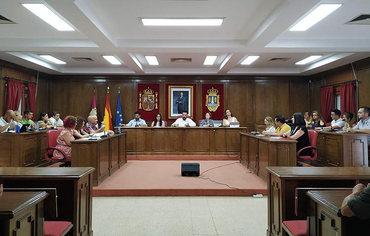 Un momento de la sesión organizativa. Fotografía: Ayuntamiento de Azuqueca de Henares
