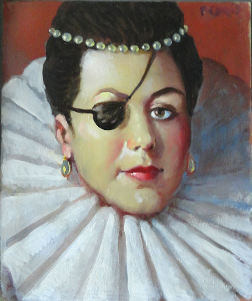 La Princesa de Éboli, por Rafael Pedrós