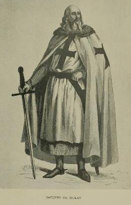 Jacques de Molay último maestre templario