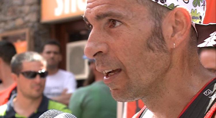 Sergio tejero se impone en la Ronda dels Cims en Andorra