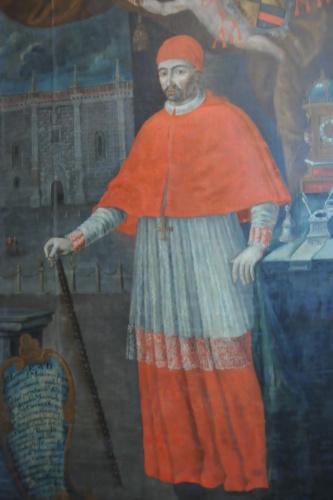D. Pedro González de Mendoza ( Cardenal Mendoza)