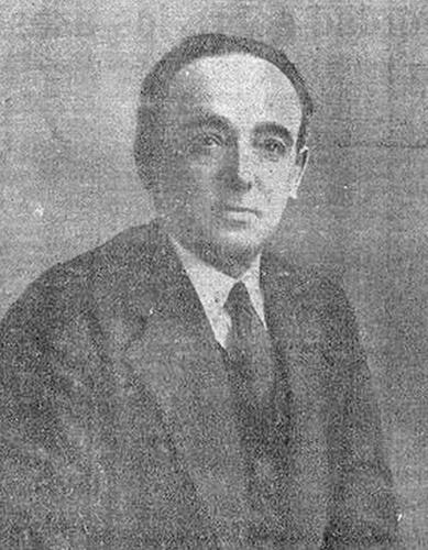 Jorge Moya, el poeta olvidado