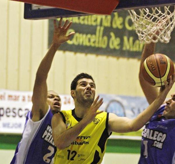 El ala-pivot gallego Norman Rey, se incorpora a las filas del ISOVER Basket Azuqueca