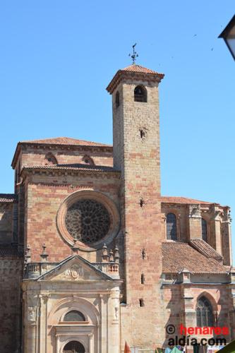Torre del Gallo, catedral de Sigüenza