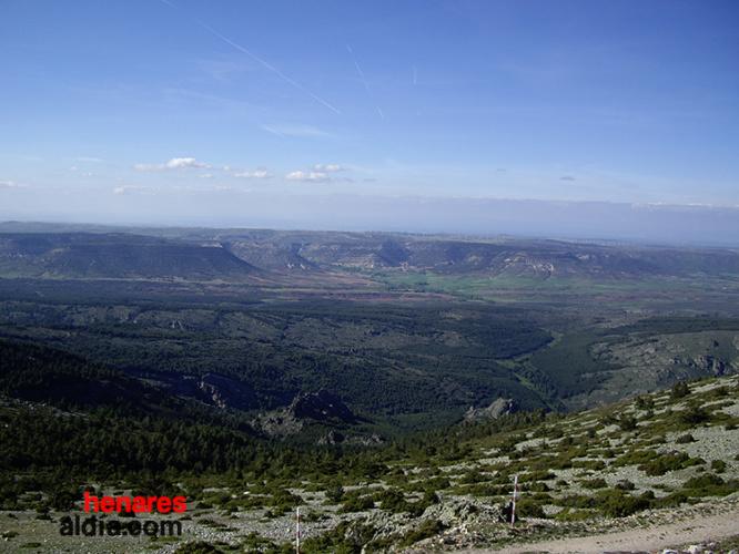 360º de vistas desde la ermita