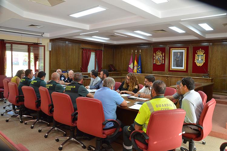 Un momento del encuentro. Fotografía: Álvaro Díaz Villamil / Ayuntamiento de Azuqueca