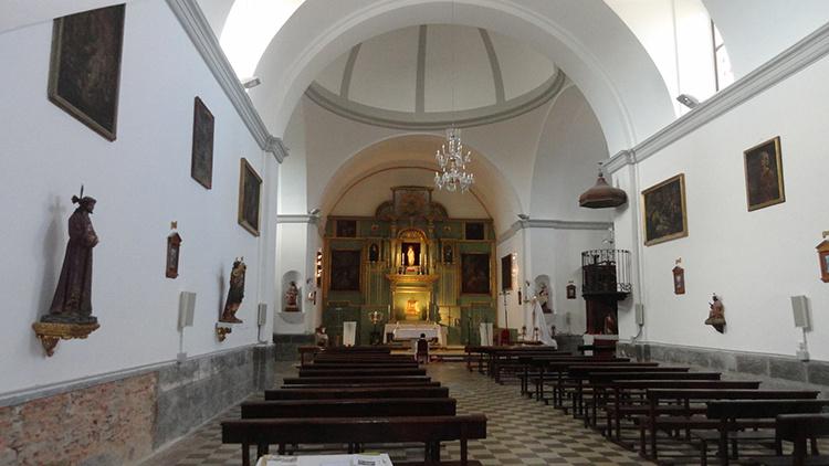 En la iglesia de Hiendelaencina, a través de Asunción Vela, se escucharon las notas compuestas por los Albéniz.