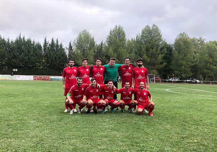 El CD Cultural Espinosa gana al Mandayona en un emocionante partido (4-3)