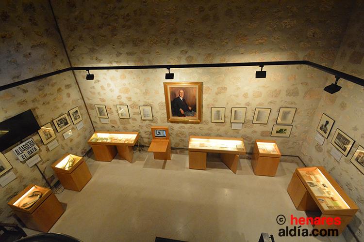 Museo del Viaje a la Alcarria en el castillo de Torija