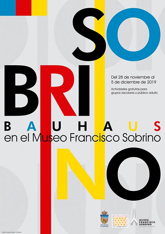 El Museo Sobrino acoge un completo programa de actividades en torno al centenario de la escuela Bauhaus