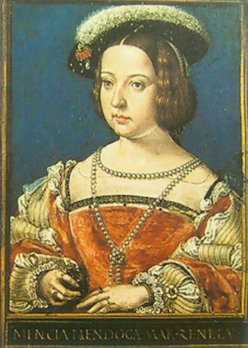 Mencía de Mendoza, la hija del Renacimiento